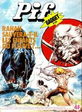 Pif (Gadget) -331- Rahan sauvera-t-il les enfants du fleuve ?...