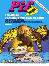 Pif (Gadget) -319- 5 histoires d'animaux par jean richard