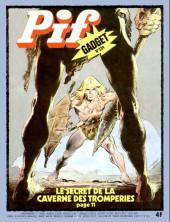 Pif (Gadget) -334- Le secret de la caverne des tromperies