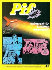 Pif (Gadget) -338- Arriveront–ils à sauver superman ?m