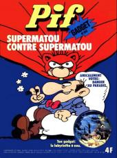 Pif (Gadget) -343- Supermatou contre supermatou