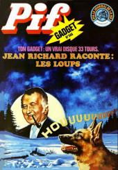 Pif (Gadget) -346- Jean richard raconte les loups