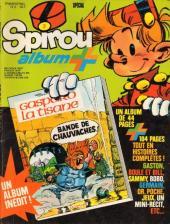 Spirou (Almanachs & Album+) -7- Spirou Album+ n°2