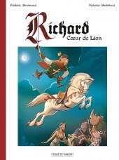 Richard Cœur de Lion (Brrémaud/ Bertolucci) -INT- Richard Cœur de Lion