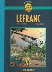 Lefranc - La Collection (Hachette) -13- Le vol du spirit