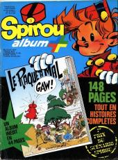 Spirou (Almanachs & Album+) -8- Spirou Album+ n°3