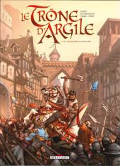 Le trône d'Argile -1a2007- Le chevalier à la hache