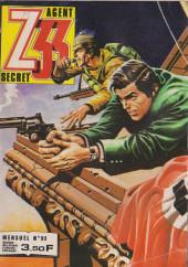 Z33 agent secret -99- La guerre secrete du colonel Grütze