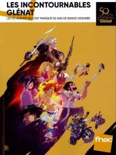 (DOC) Conseils de lecture - Les Incontournables - 50 ans d'édition Glénat