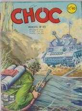 Choc 1re série (Artima puis Arédit)