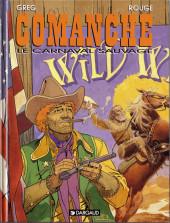 Comanche -13- Le carnaval sauvage