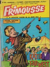 Frimousse -161- Nora, la fille du shériff