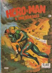 Hero-man -1- L'inexorable