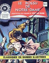 Classiques illustrés (Éditions Héritage) -3- Le bossu de Notre-Dame