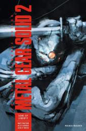 Couverture de Metal Gear Solid -INT2- Sons of Liberty