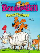 Boule & Bill (en allemand) -1- Bocksprünge