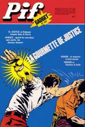 Pif (Gadget) -359- La gourmette de justice