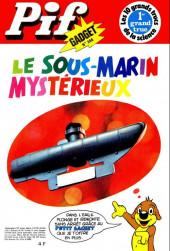 Pif (Gadget) -366- Le sous–marin mystérieux