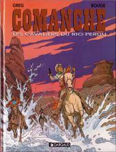 Comanche -14- Les cavaliers du rio perdu