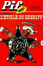 Pif (Gadget) -376- L'étoile du Sheriff