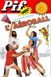 Pif (Gadget) -389- Les charlots présentent l'aeroball