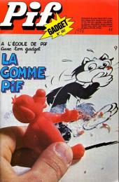 Pif (Gadget) -392- La gomme pif