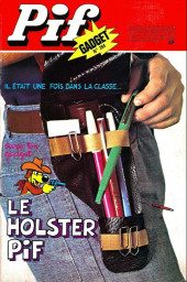 Pif (Gadget) -394- Le holster pif