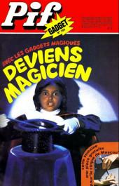 Pif (Gadget) -395- Deviens magicien