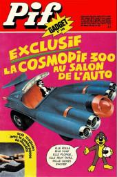Pif (Gadget) -396- La cosmopif 300 au salon de l'auto
