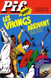 Pif (Gadget) -398- Les vikings arrivent erik le rouge