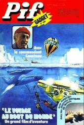 Pif (Gadget) -400- Le voyage au bout du monde