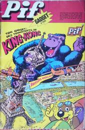 Pif (Gadget) -405- Des transferts de king-kong