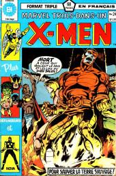 X-Men (Éditions Héritage) -24- Pour sauver la Terre Sauvage!