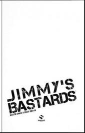 Jimmy's Bastards -1TL- On va s'faire papa (blank cover)