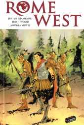 Couverture de Rome West