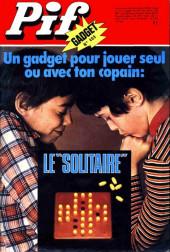 Pif (Gadget) -409- Le solitaire