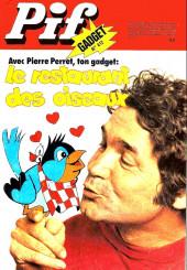 Pif (Gadget) -412- Le restaurant des oiseaux