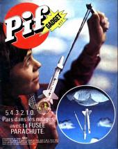 Pif (Gadget) -417- Part dans les nuages avec la fusée parachute
