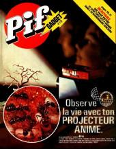 Pif (Gadget) -419- Observe la vie avec ton projecteur anime