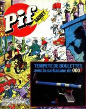 Pif (Gadget) -421- La sarbacanne de 0007