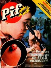 Pif (Gadget) -418- Découvre l'invisible avec ton stylo microscope