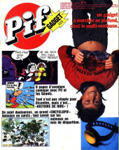 Pif (Gadget) -425- Le multi–ventouses