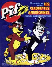 Pif (Gadget) -428- Les claquettes américaines