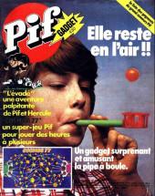 Pif (Gadget) -430- La pipe à boule