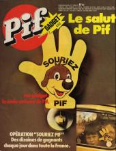 Pif (Gadget) -432- La main animée de pif