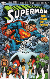 Superman: The Man of Steel intégrales  -INT03a- Volume 3