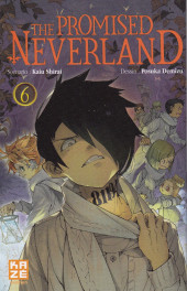 Promised Neverland (The) -6- B06-32