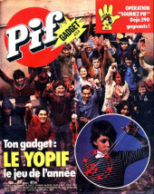 Pif (Gadget) -434- Le yopif