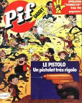 Pif (Gadget) -436- Le pistolo