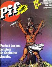 Pif (Gadget) -437- Porte à ton cou le totem de capitaine apache